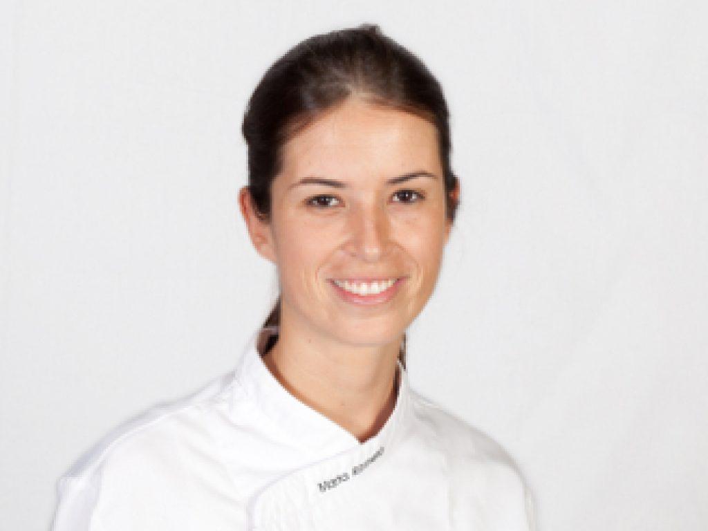 Marta Rosselló, en Goût de France