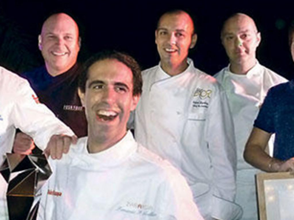 Fernando Arellano gana el Gran Premio Gourmet Mallorca 2012