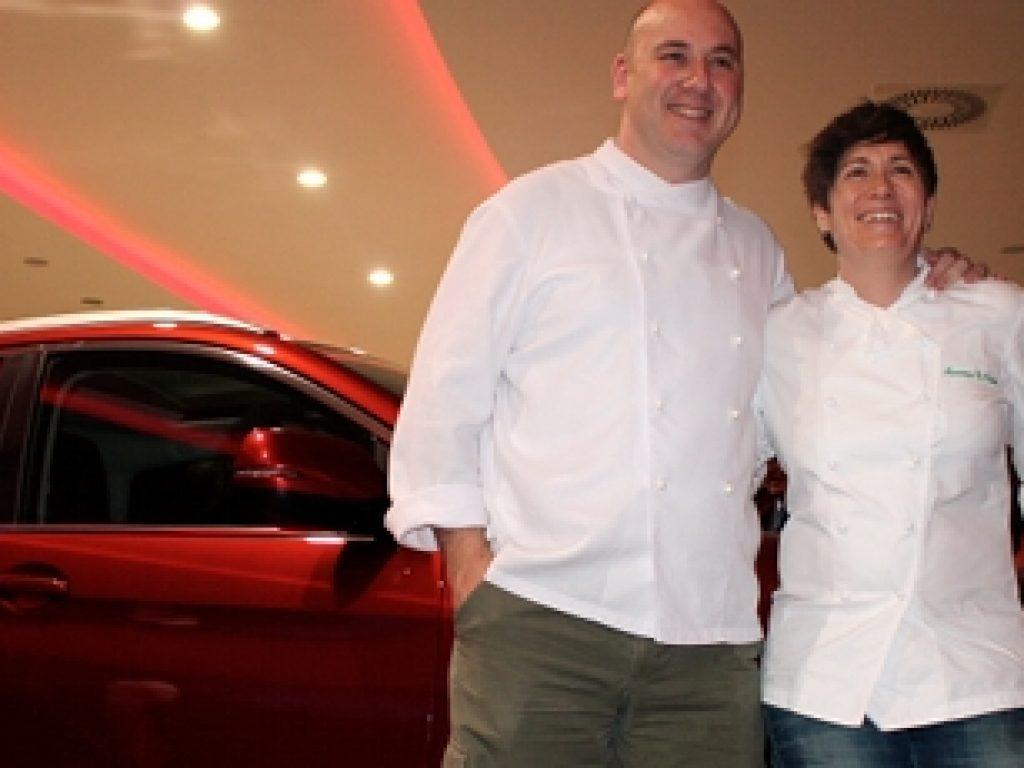 ChefSins, Honda CR-V y Autovidal