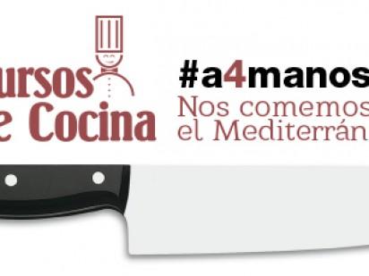 Comienzan los cursos de cocina #a4manos