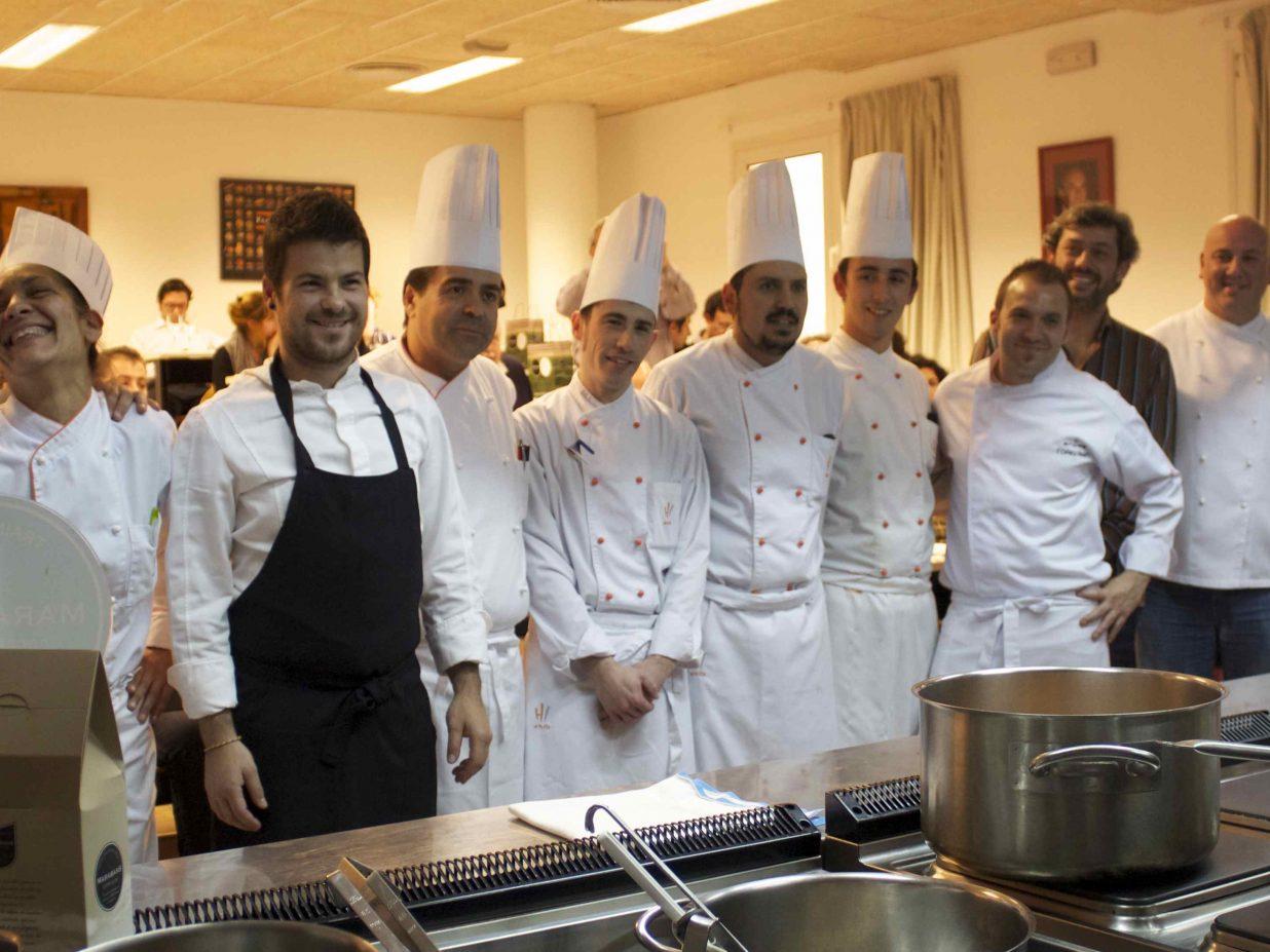 Nuevos cursos de cocina a4manos en Palma