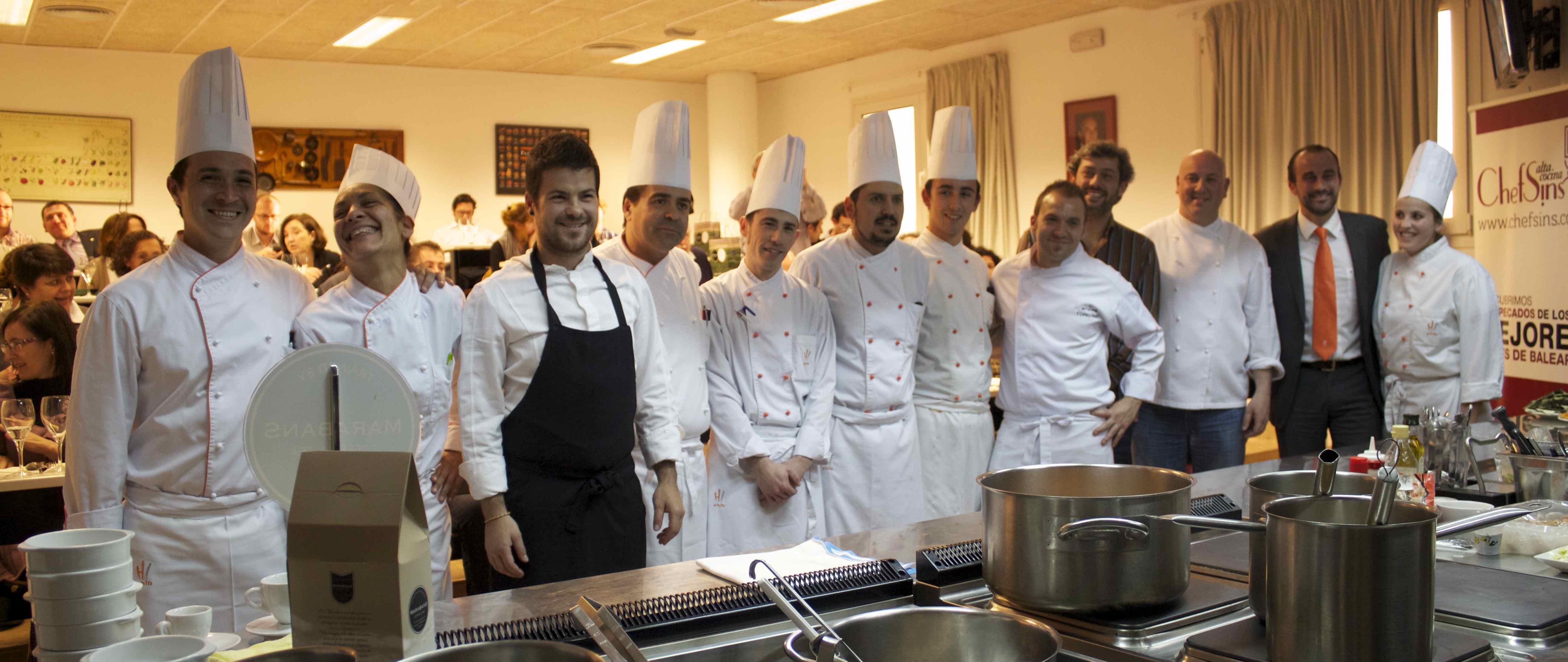 Attractive Caldentey Y Martí, #a4manos U2013 Chefs(in) Cursos De Cocina En Palma