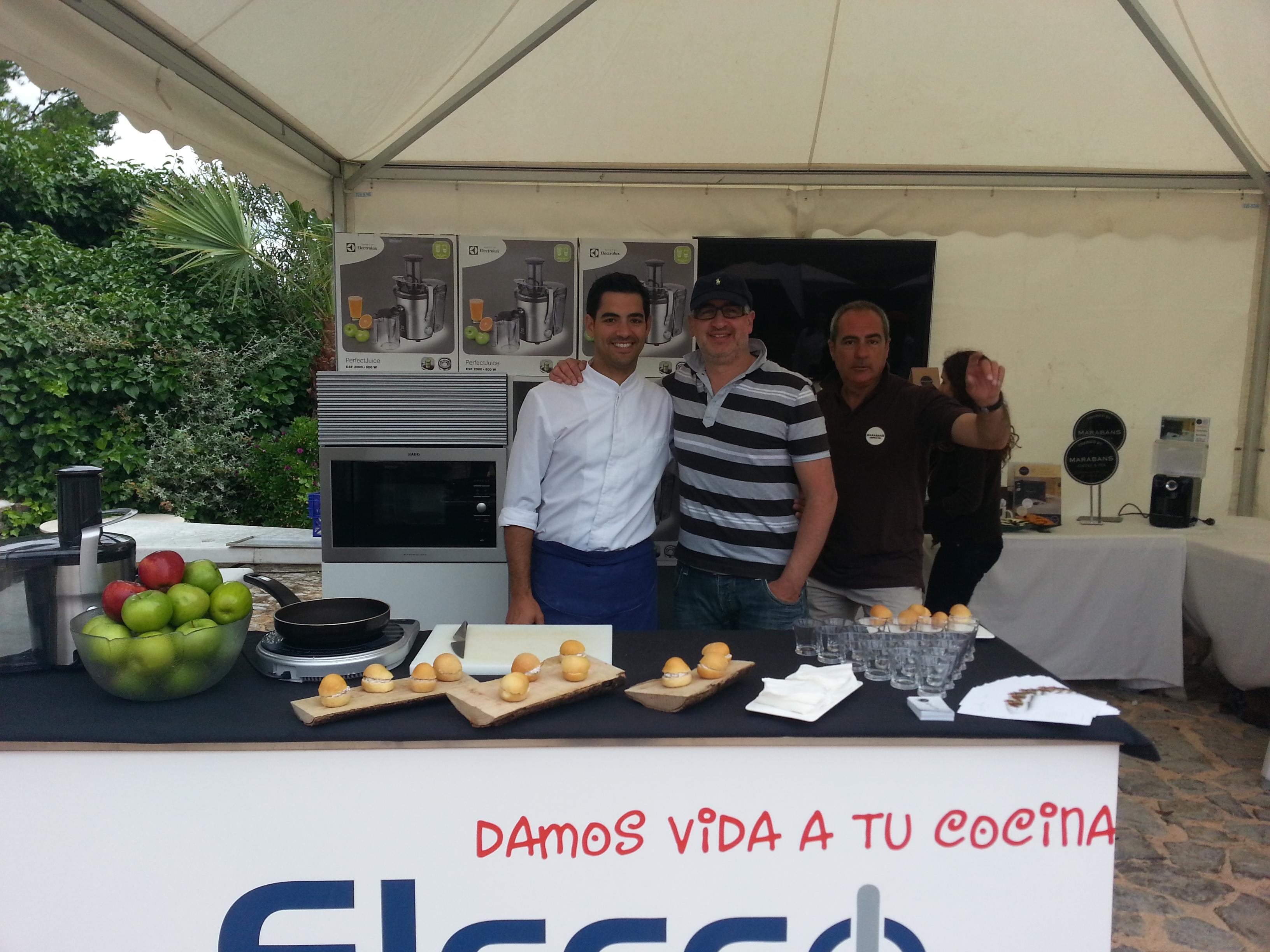 Trabajo en equipo chefs in for Equipo para chef