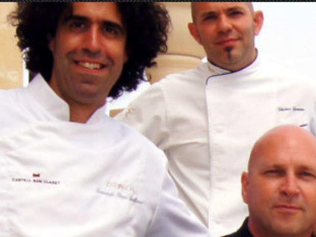 7 chefsins a por el Gran Premio Gourmet