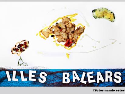 ¿A qué saben las Islas Baleares?
