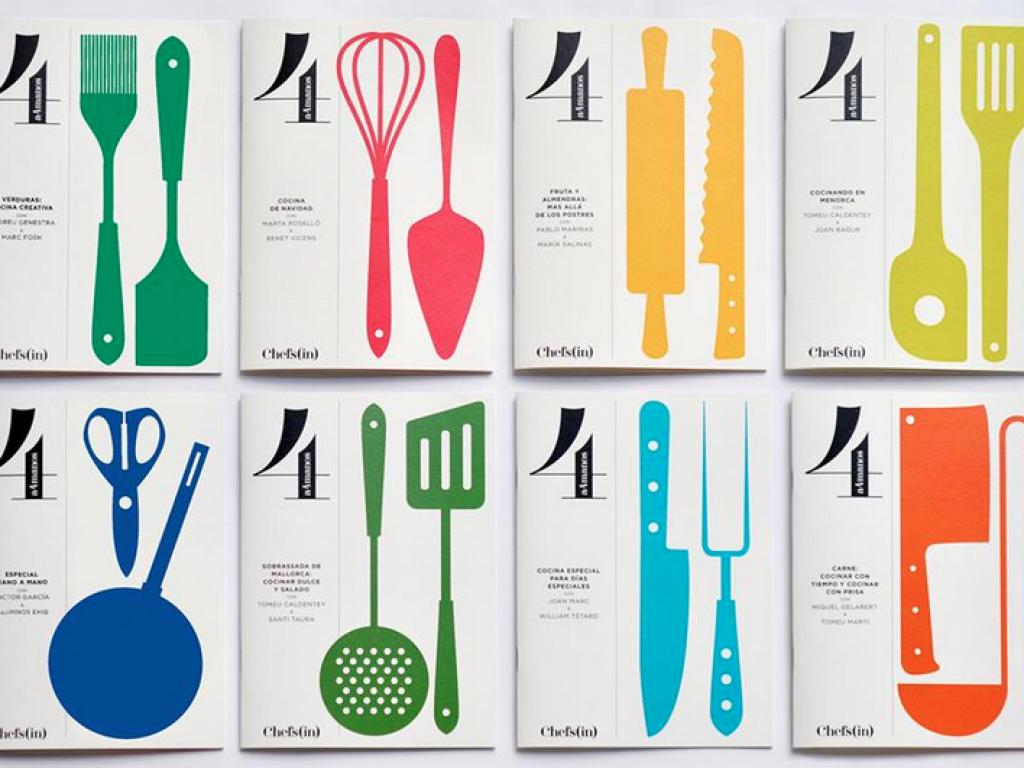 Dos Premios Laus para la imagen de Chefs(in)