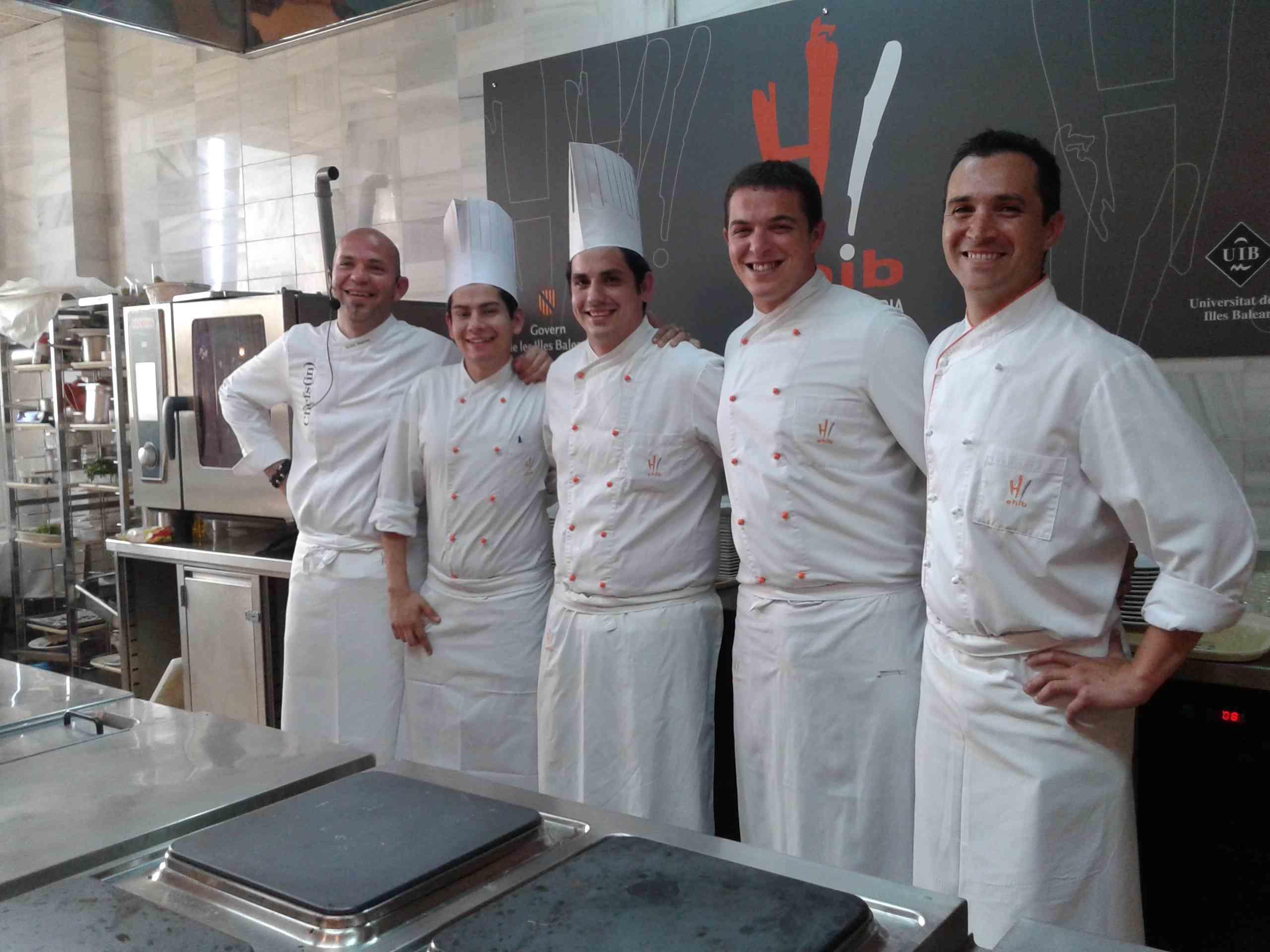 Chefs(in) & EHIB Cursos de cocina