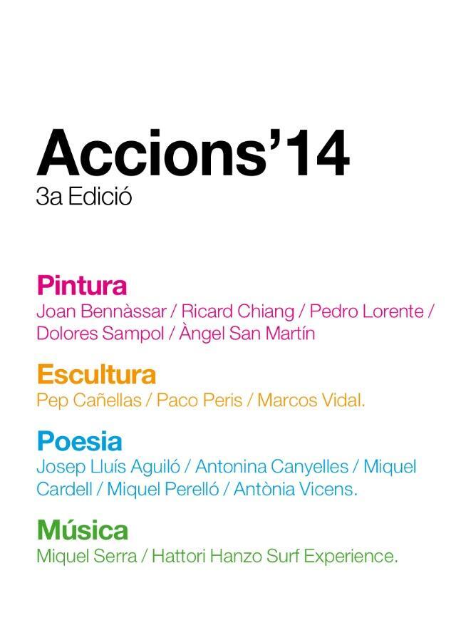 ACCIONS '14 A LLOSETA