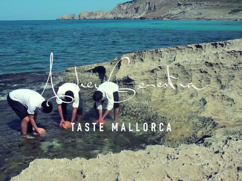 Mallorca sabe a mar y a huerto