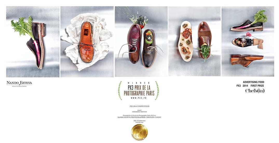 FOOD AND FOOT - NANDO ESTEVA