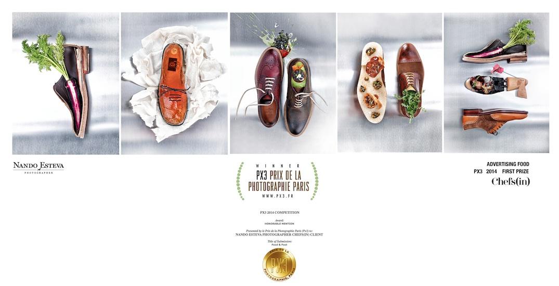 FOOD AND FOOT - NANDO ESTEVA