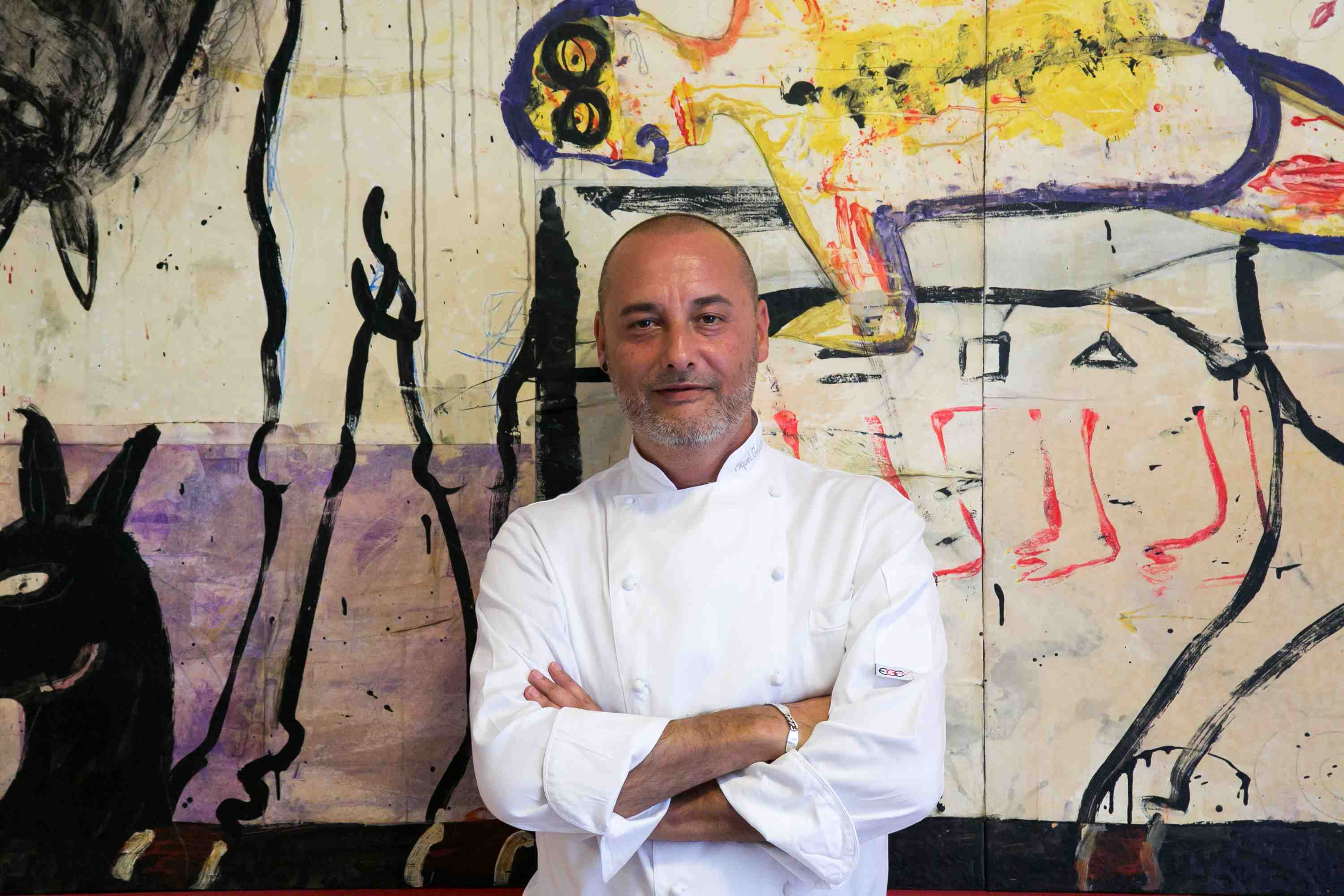 Miquel Gelabert cuiner Can March Restaurant