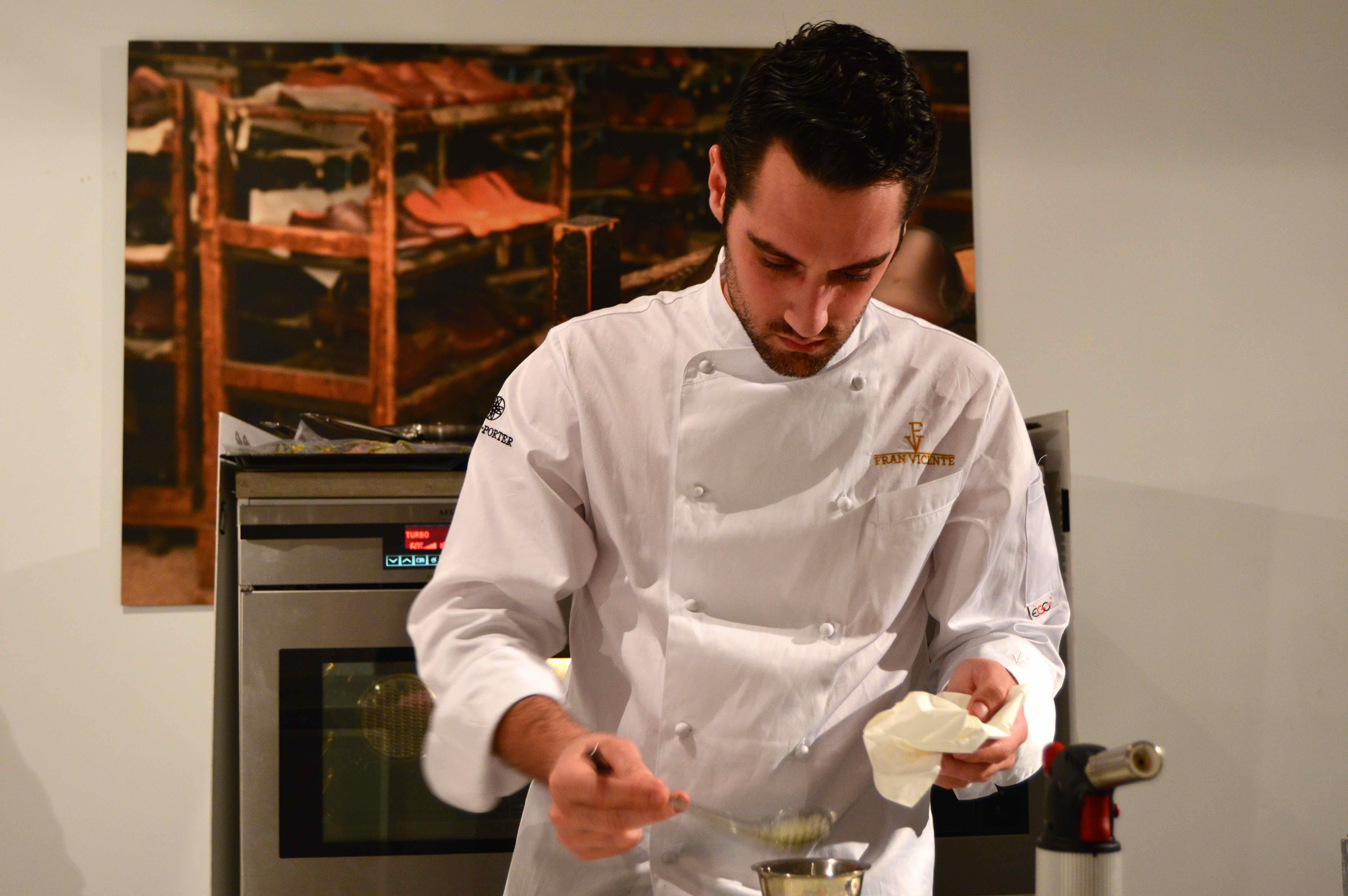 hidden kitchen chefsin fran vicente