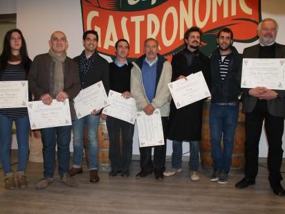Premis Gastronòmics de Balears 2014