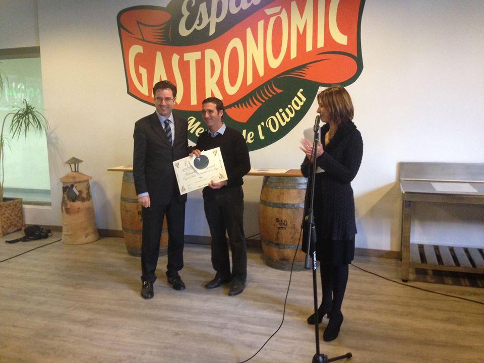 premios gastronómicos baleares