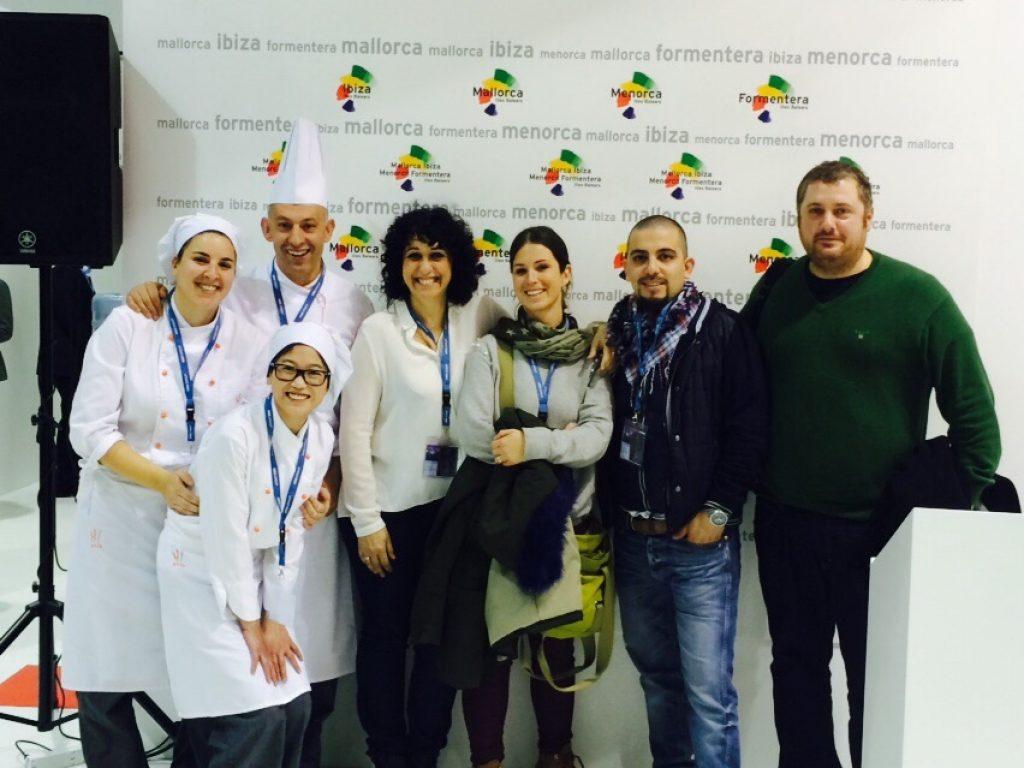 El valor de la gastronomía en la ITB Berlín
