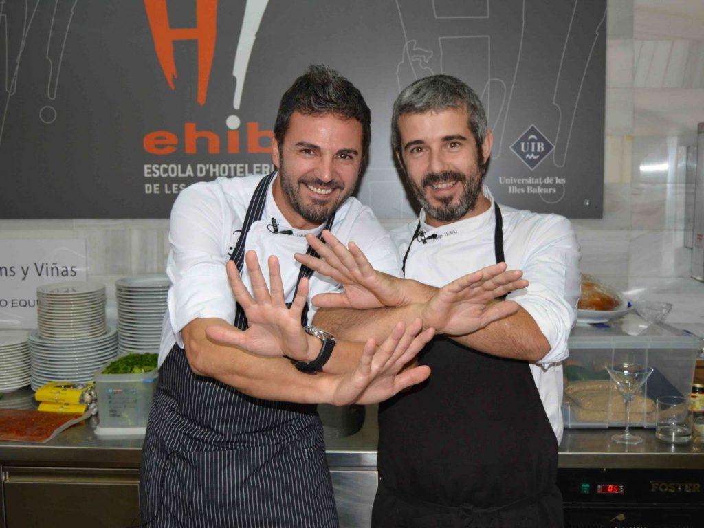 Taura & Llufriu cocinan a 4 manos