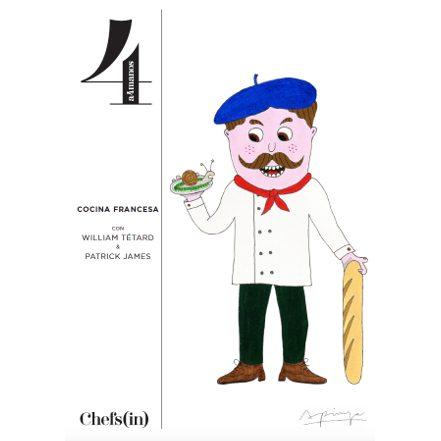 Cocina francesa chefs in for Lista de comidas francesas