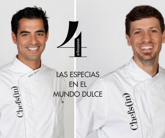 """6º curso: """"Especias en el mundo dulce"""" por Íñigo Rodríguez y Andreu Genestra"""