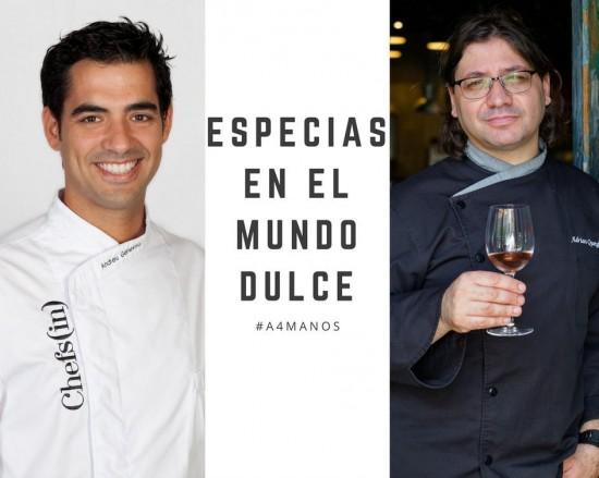 """6º curso: """"Especias en el mundo dulce"""" por Adrián Quetglas y Andreu Genestra"""