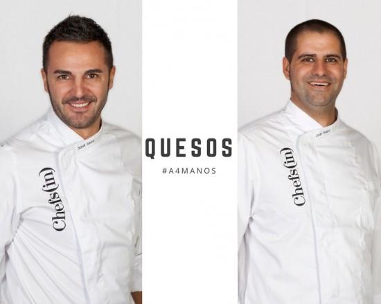 """5º curso: """"Quesos"""" por Santi Taura y Joan Bagur"""