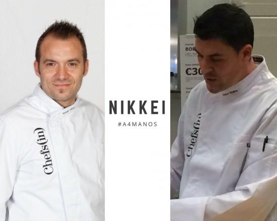 """2º curso - """"Nikkei fusión"""" por Tomeu Martí y Óscar Molina"""