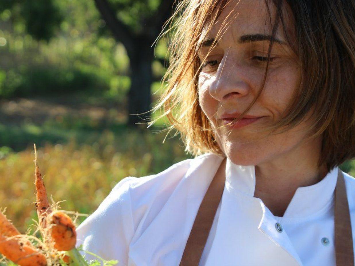 Maria Solivellas, portada de la Revista Gourmet