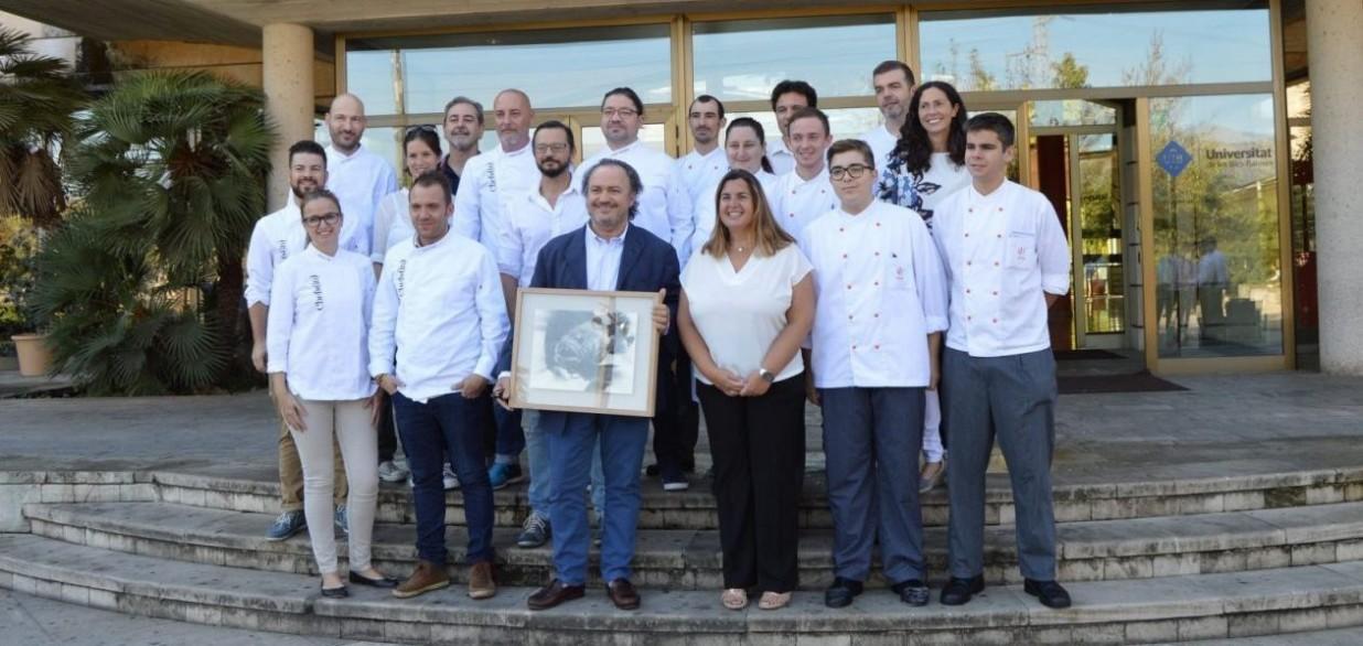 Genial curso cocina mallorca im genes cocina a bordo for Escuela de cocina mallorca