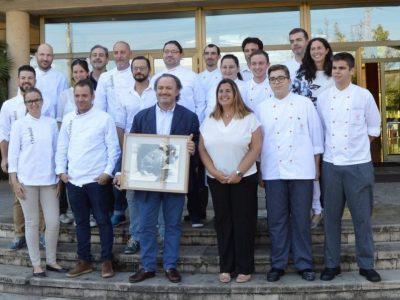 A4manos: los cursos de cocina de Chefs(in) en Mallorca