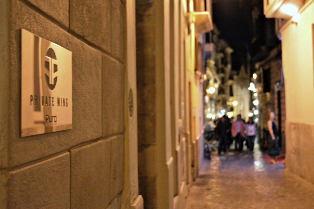 Los comensales del Hidden Kitchen llegan al Puro Hotel de Palma