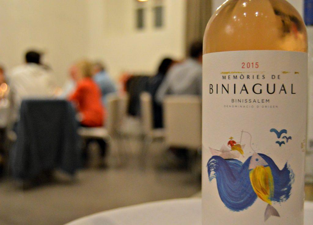 Los vinos de Bodega Biniagual maridan las cenas Hidden Kitchen