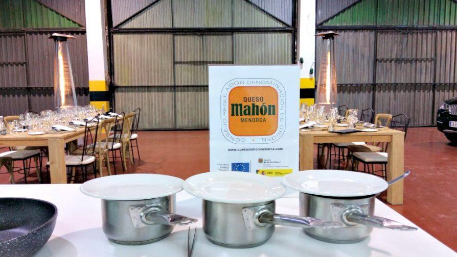 CRDO Queso Mahón - Menorca en el Hidden Kitchen