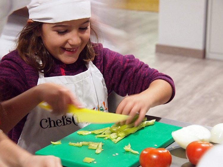 Taller de Verano – Chefs(in)Kids!