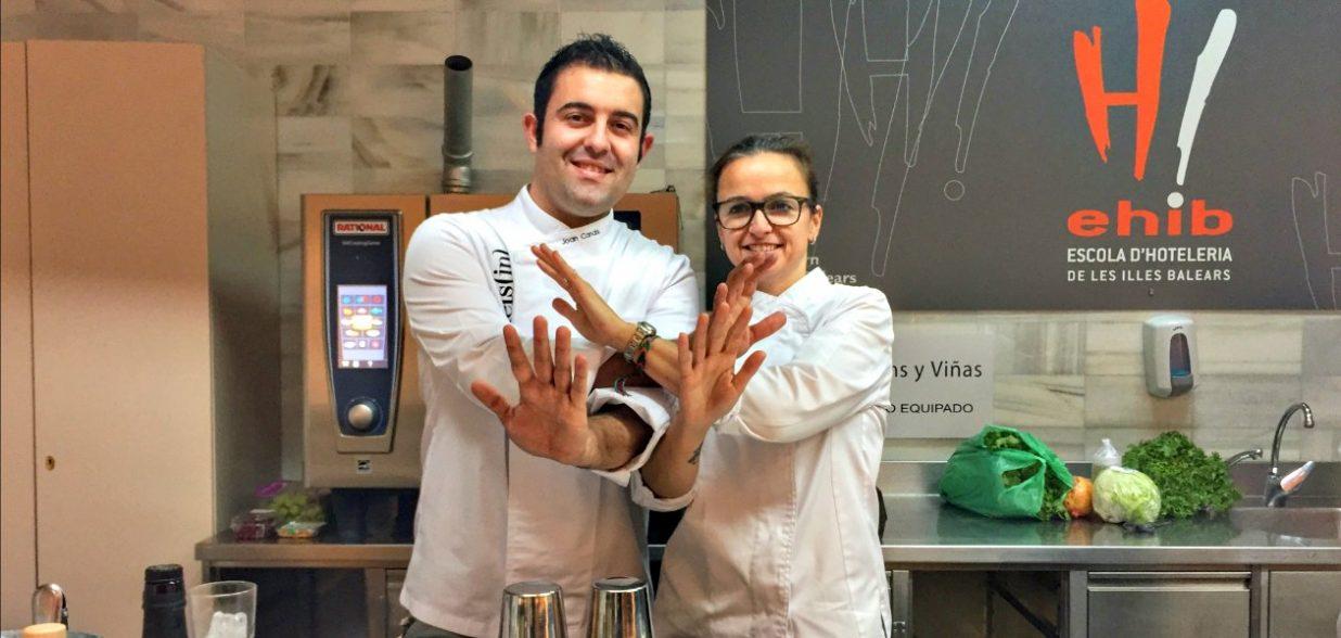 curso de cocina amanos fingerfood marga coll y joan canals