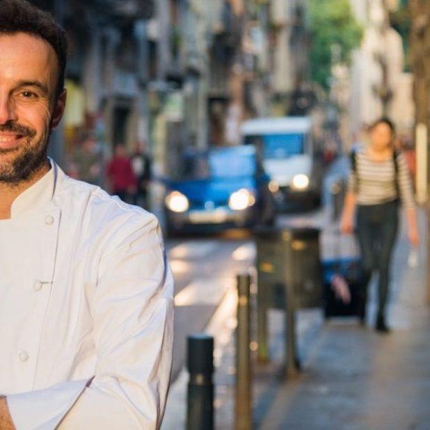 José Miguel Bonet, candidato a Cocinero Revelación 2017