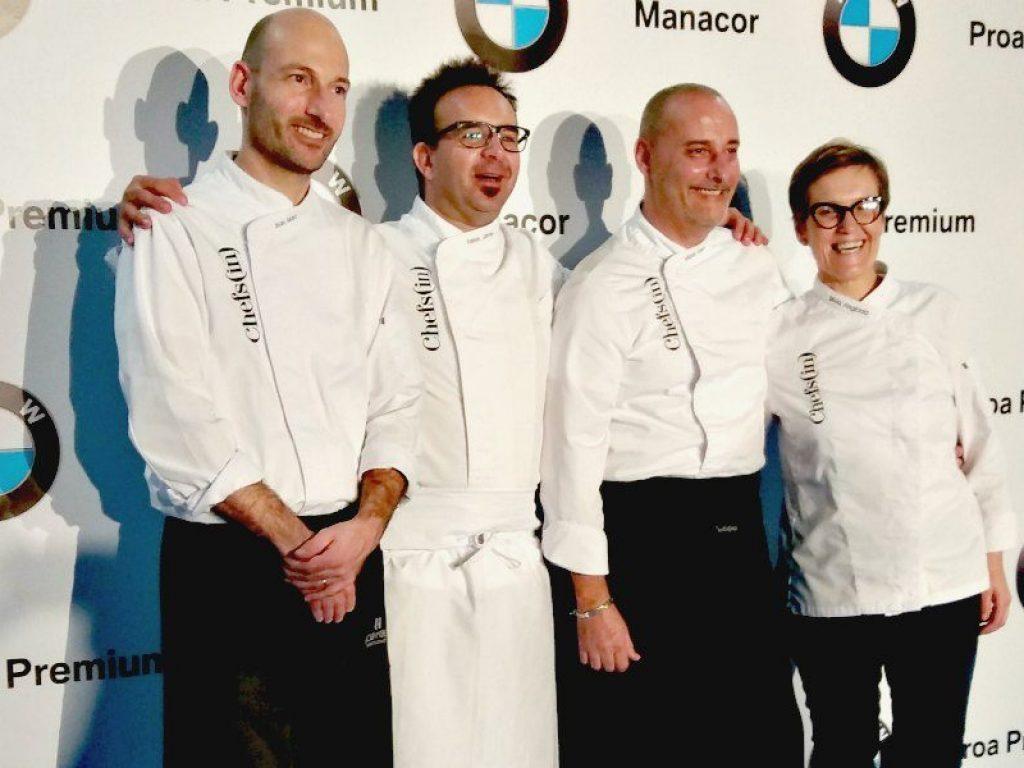 Chefsin, en la apertura de BMW Proa Premium en Manacor