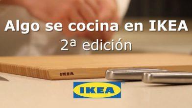 Vuelve Algo se cocina en IKEA