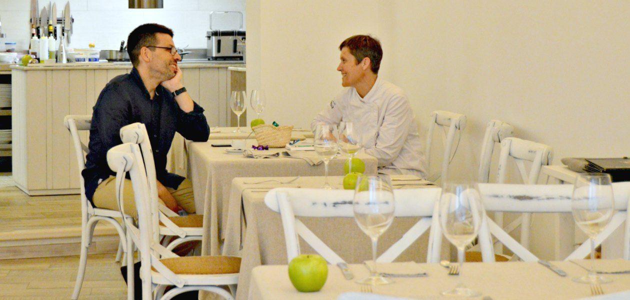 Es Tast de na Sílvia, único restaurante Slow Food de Baleares