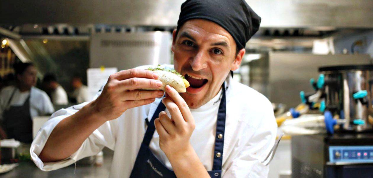 Óscar Molina, chef del Ibiza Gran Hotel
