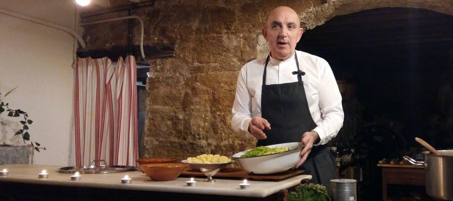 Tomeu Arbona, nuevo cocinero de Chefsin