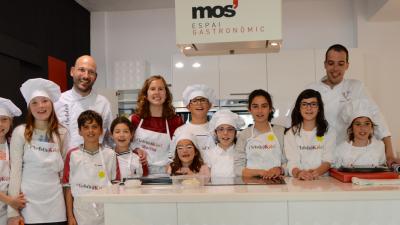 Joan Marc cocina con los Chefs(in)Kids!