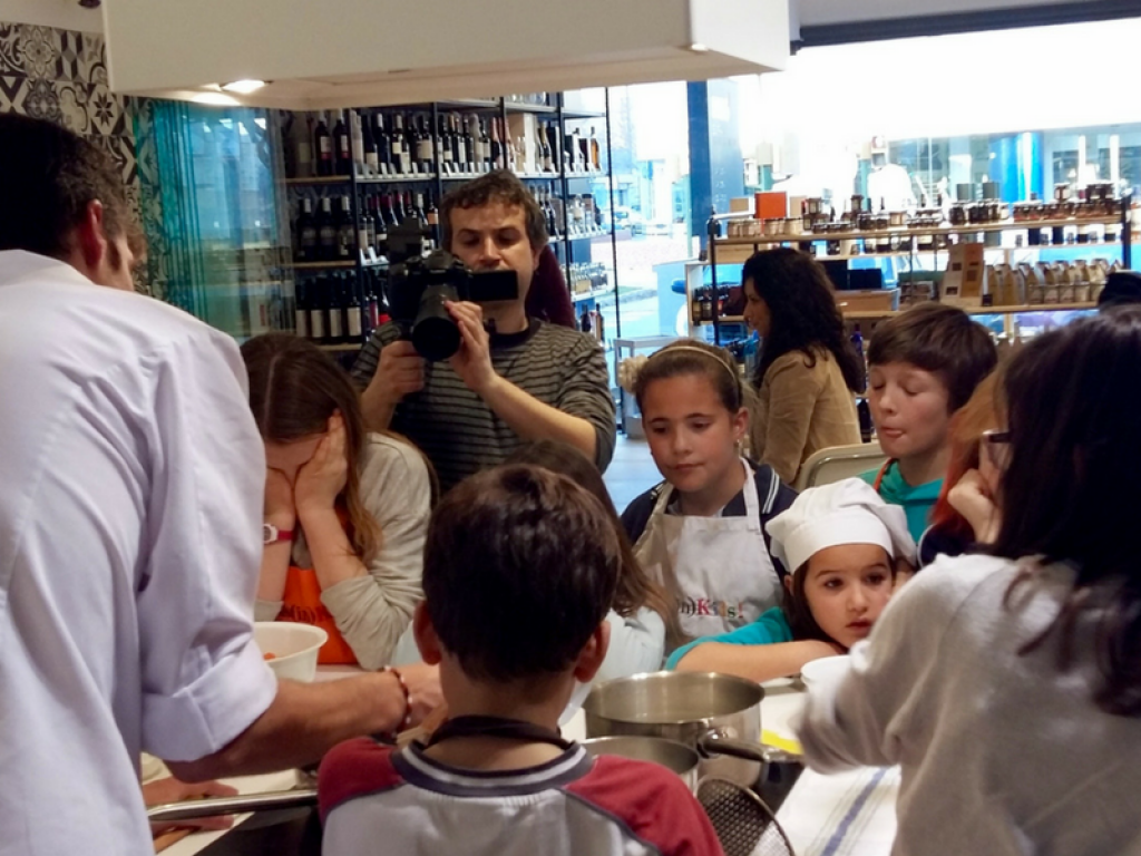 Els Chefs(in)Kids a Fred i Calent