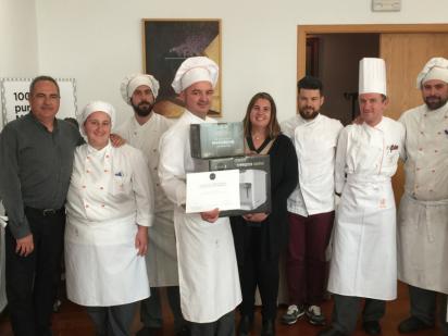 Concurso Marabans Cocinar con café