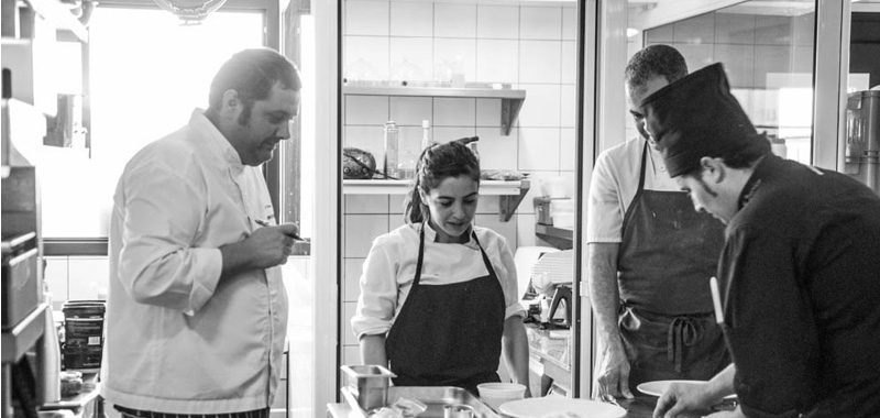 Sa Pedrera des Pujol, del chef Dani Mora (FOTO: Oskar Perez Fotografia)
