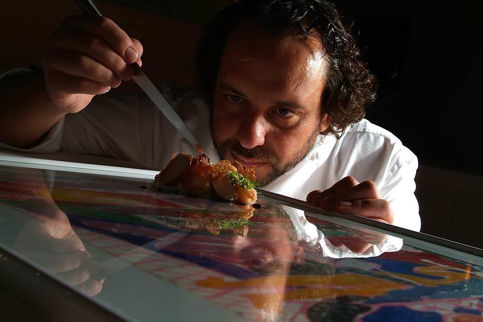 Guillermo Méndez, chef de El Olivo (Belmond La Residencia)
