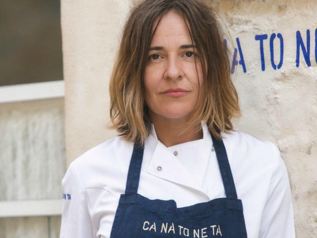 Maria Solivellas es la chef del Hidden Kitchen de mayo