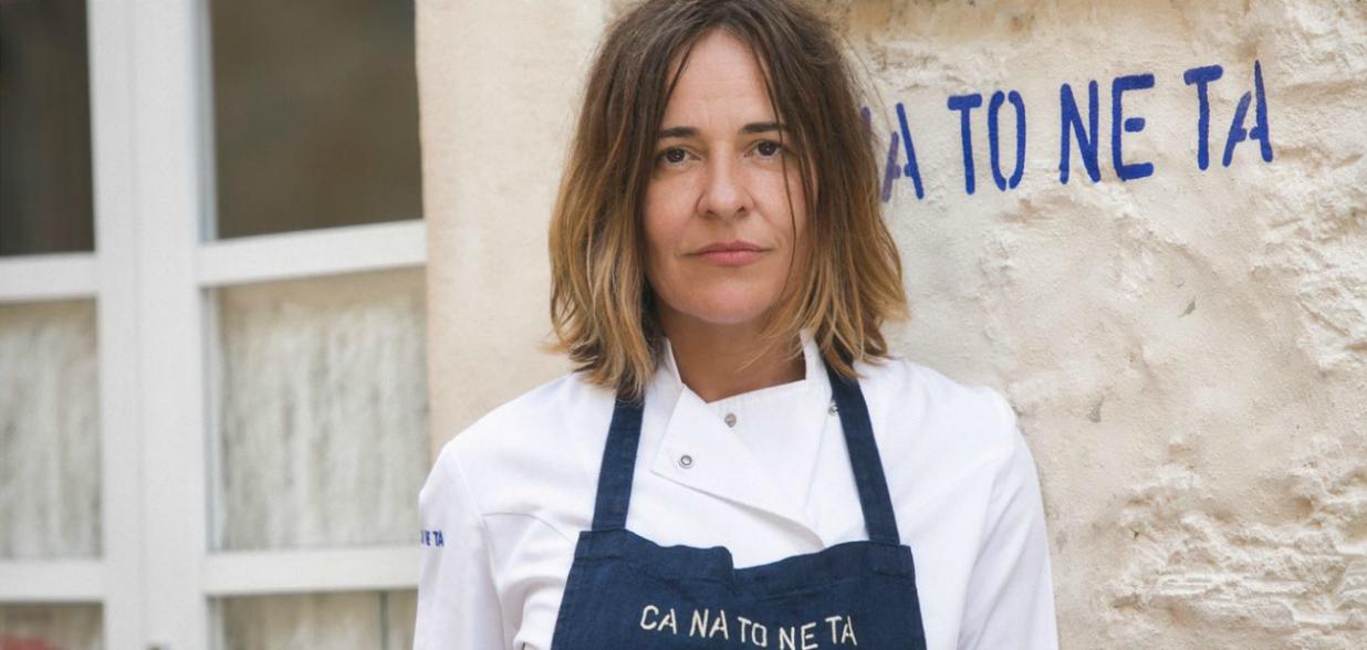 Maria Solivellas, chef de Ca na Toneta