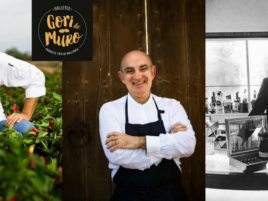 III Show Cooking de Gori de Muro con Tomeu Arbona y Andreu Genestra
