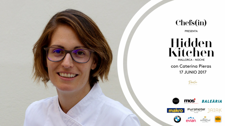 Hidden Kitchen con Caterina Pieras en Mallorca - 17 de junio de 2017