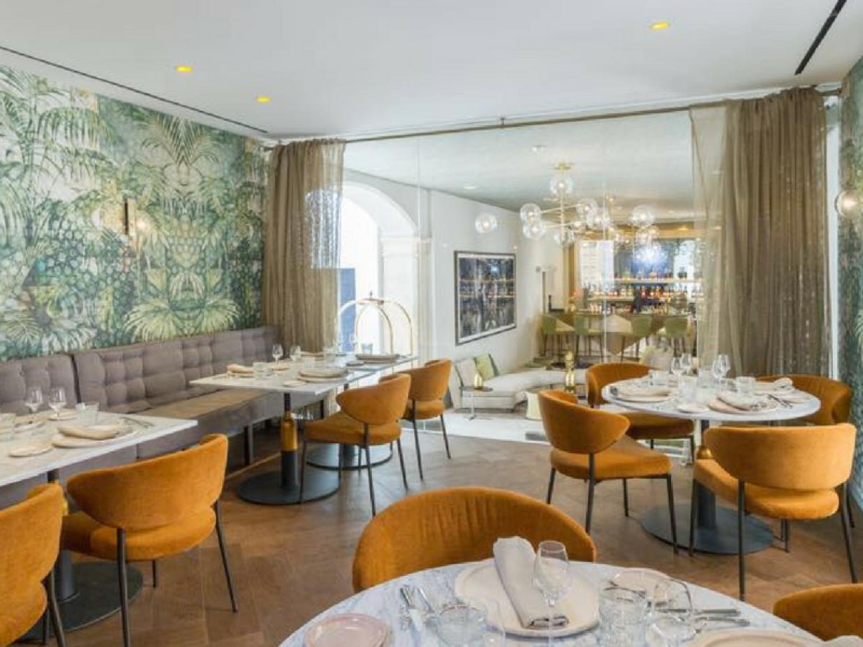 Tomeu Caldentey cocina en el hotel Sant Jaume